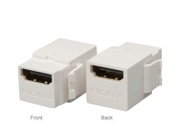 HDMI Keystone Coupler, Female-Female