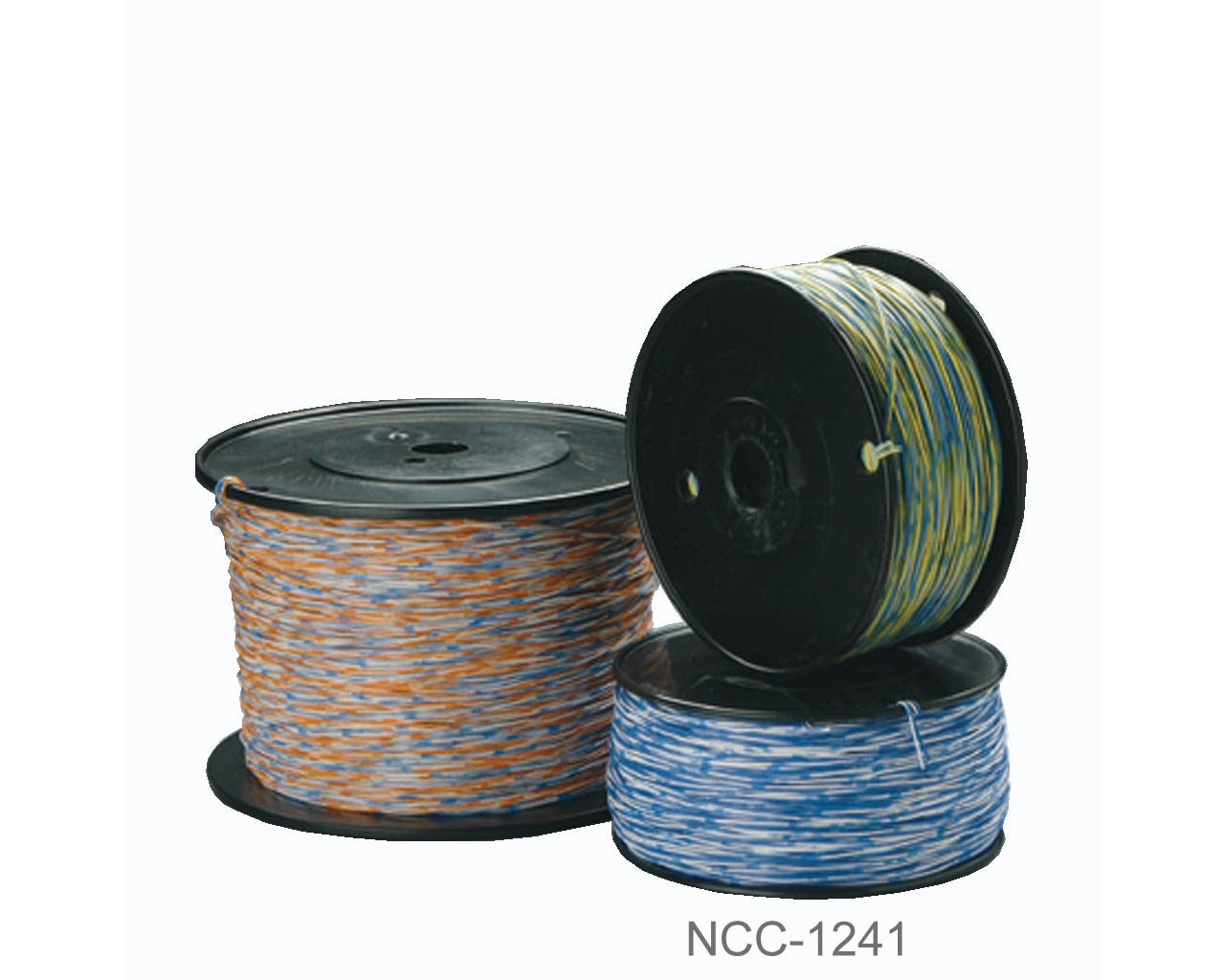 Cat 3  1 Pair Cross Connect Wire  Wh