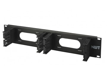 BIX-Type Rack Mount Panel EIA 19""