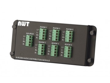 Audio Speaker Distribution Module 1 X 6
