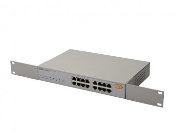 "16 Port 10/100 Mbps Switch, Metal body, 19"" Rack mount"