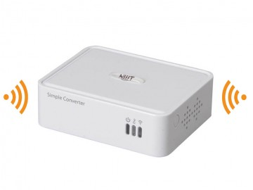 Ethernet Wireless Converter, IEEE 802.11n, 150 Mbps