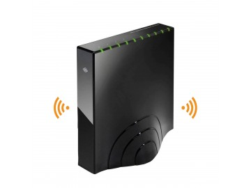 Wireless LAN Router, IEEE 802-11n, 300 Mbps, USB, 3G