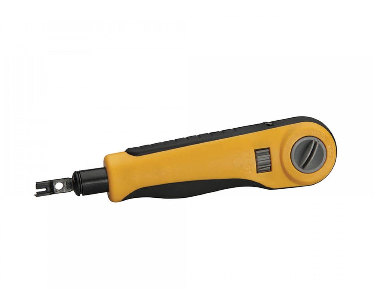 Punch tool for 110-type IDC w/cutter, twist-on type | New World ...
