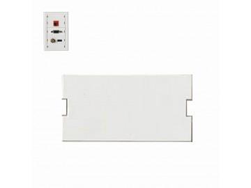 Blank Module, White